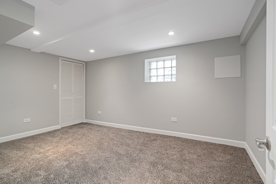 Real Estate Photography - 5131 W. Patterson Ave, Chicago, IL, 60641 - 5th Bedroom