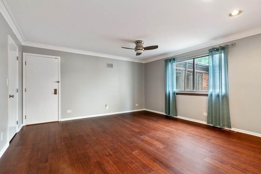Real Estate Photography - 1651 N. Dayton St, #303, Chicago, IL, 60614 - Master Bedroom