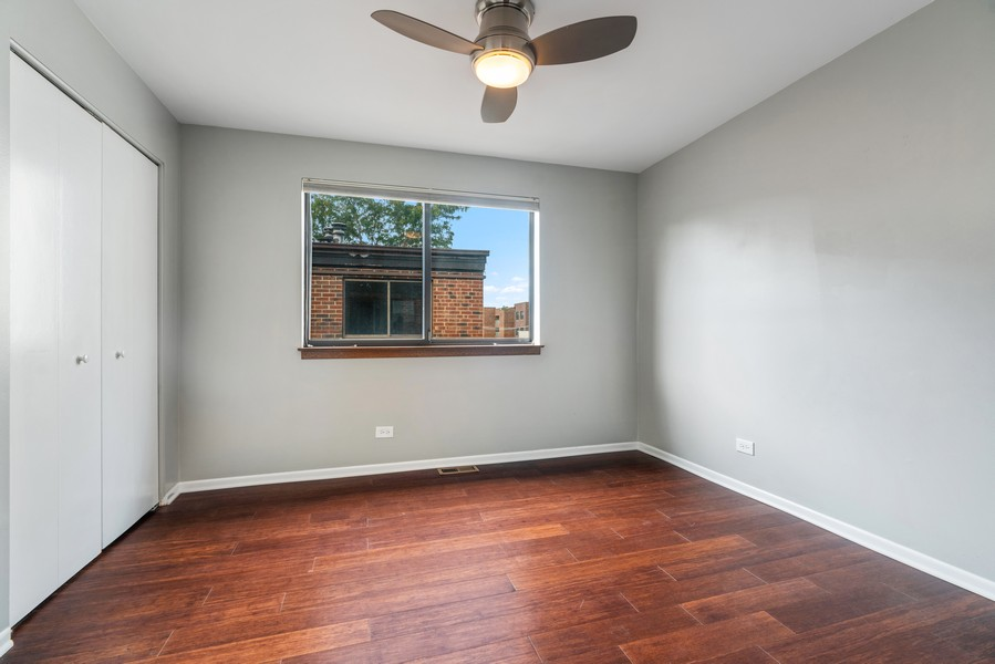 Real Estate Photography - 1651 N. Dayton St, #303, Chicago, IL, 60614 - 2nd Bedroom