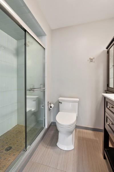 Real Estate Photography - 1651 N. Dayton St, #303, Chicago, IL, 60614 - Master Bathroom