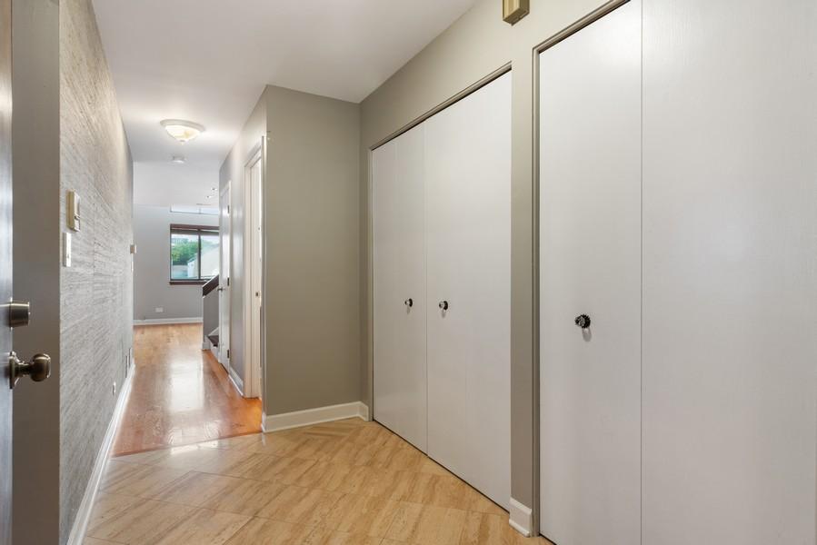 Real Estate Photography - 1651 N. Dayton St, #303, Chicago, IL, 60614 - Foyer