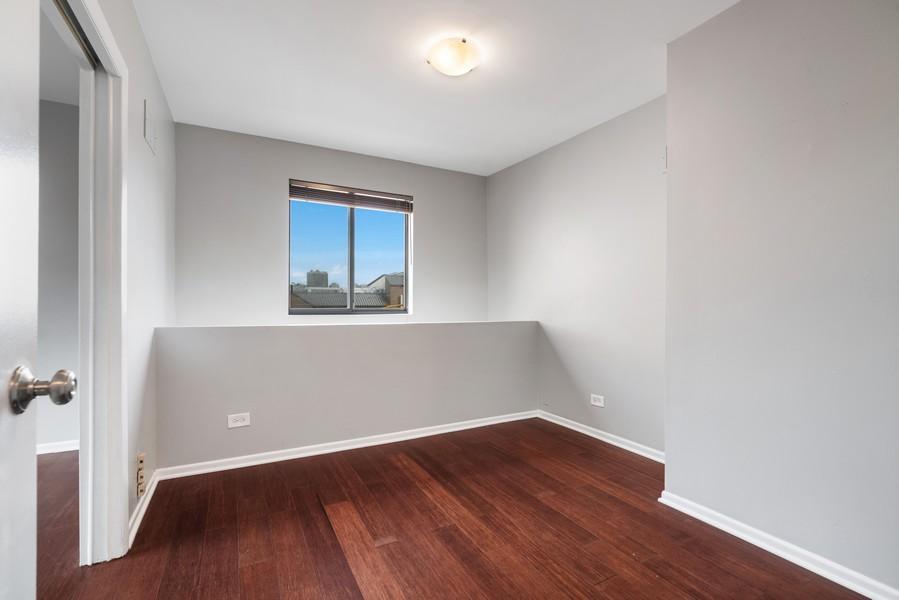 Real Estate Photography - 1651 N. Dayton St, #303, Chicago, IL, 60614 - Den