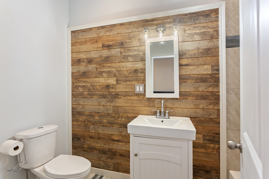 Real Estate Photography - 18743 Rose City Road, New Buffalo, MI, 49117 - Master Bathroom