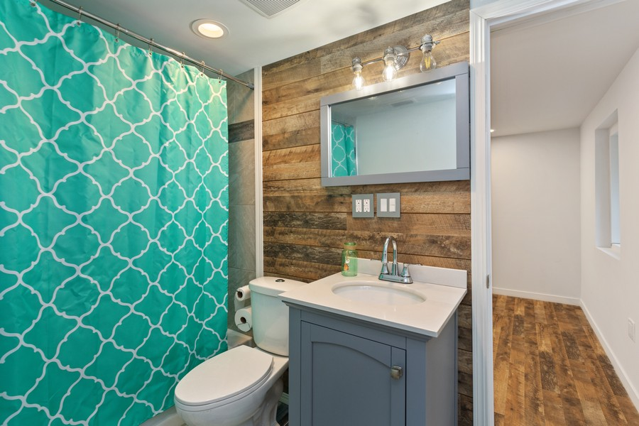 Real Estate Photography - 18743 Rose City Road, New Buffalo, MI, 49117 - Bathroom