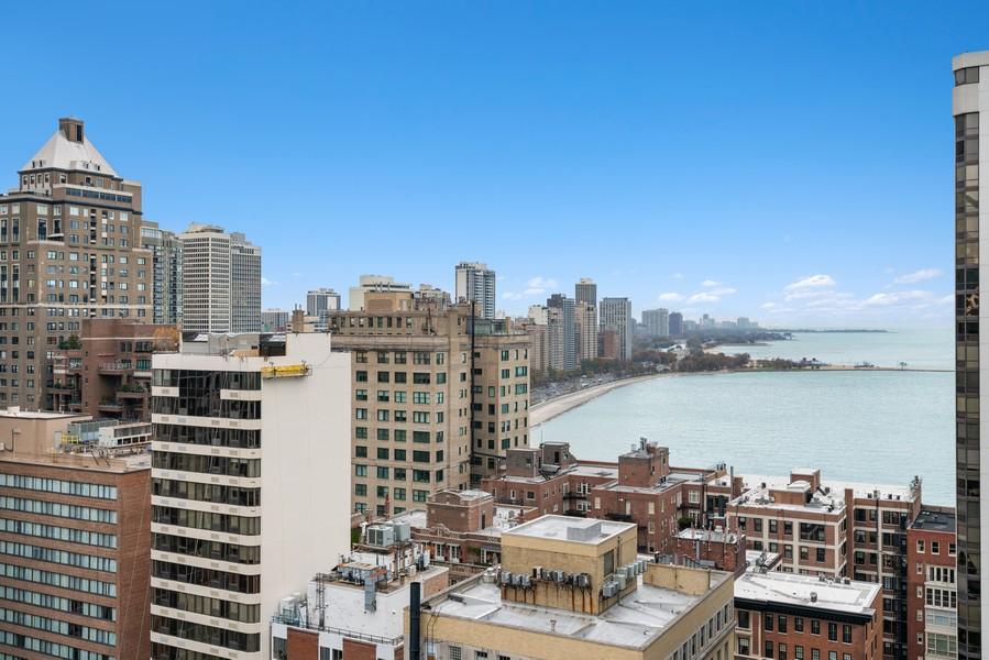 Real Estate Photography - 253 E. Delaware Pl, #4A, Chicago, IL, 60611 - View