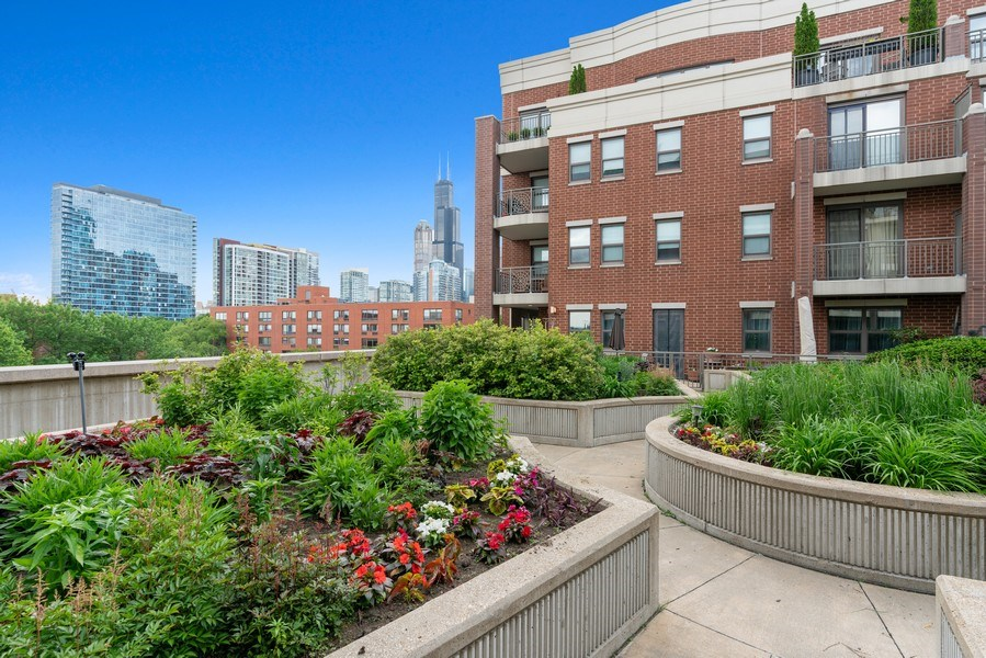 Real Estate Photography - 1133 S. State, #703, Chicago, IL, 60605 - Front View