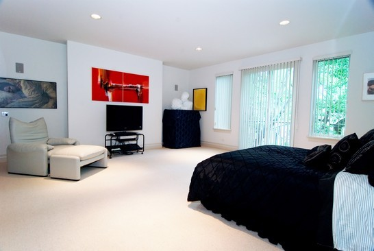 Real Estate Photography - 2037 N Magnolia Ave, Chicago, IL, 60614 - Master Bedroom