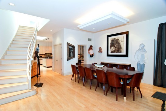 Real Estate Photography - 2037 N Magnolia Ave, Chicago, IL, 60614 - Dining Room