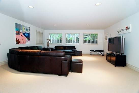 Real Estate Photography - 2037 N Magnolia Ave, Chicago, IL, 60614 - Recreation Room