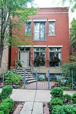 Real Estate Photography - 2037 N Magnolia Ave, Chicago, IL, 60614 - Front View