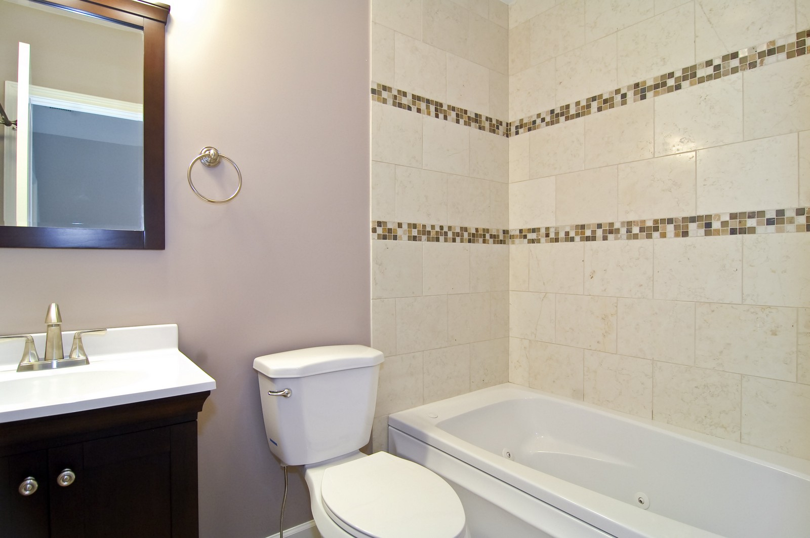 Real Estate Photography - 2946 N Troy, Chicago, IL, 60618 - Master Bathroom
