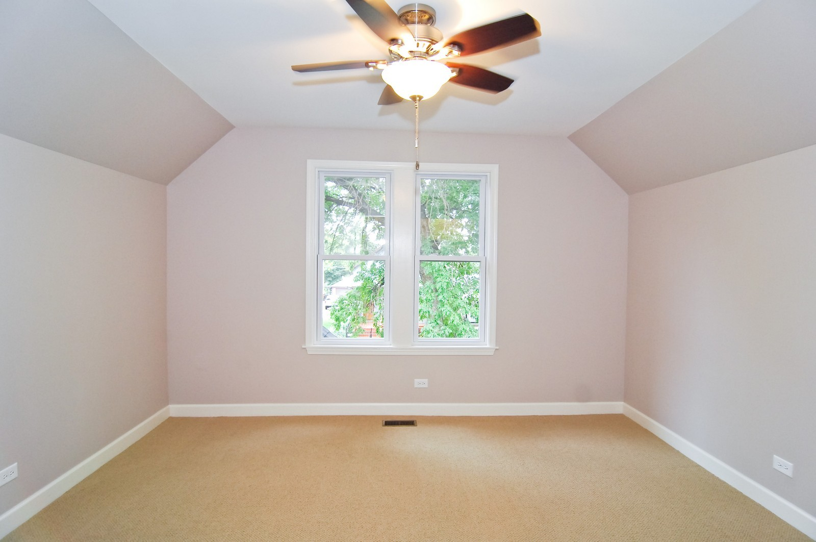 Real Estate Photography - 2946 N Troy, Chicago, IL, 60618 - 2nd Bedroom