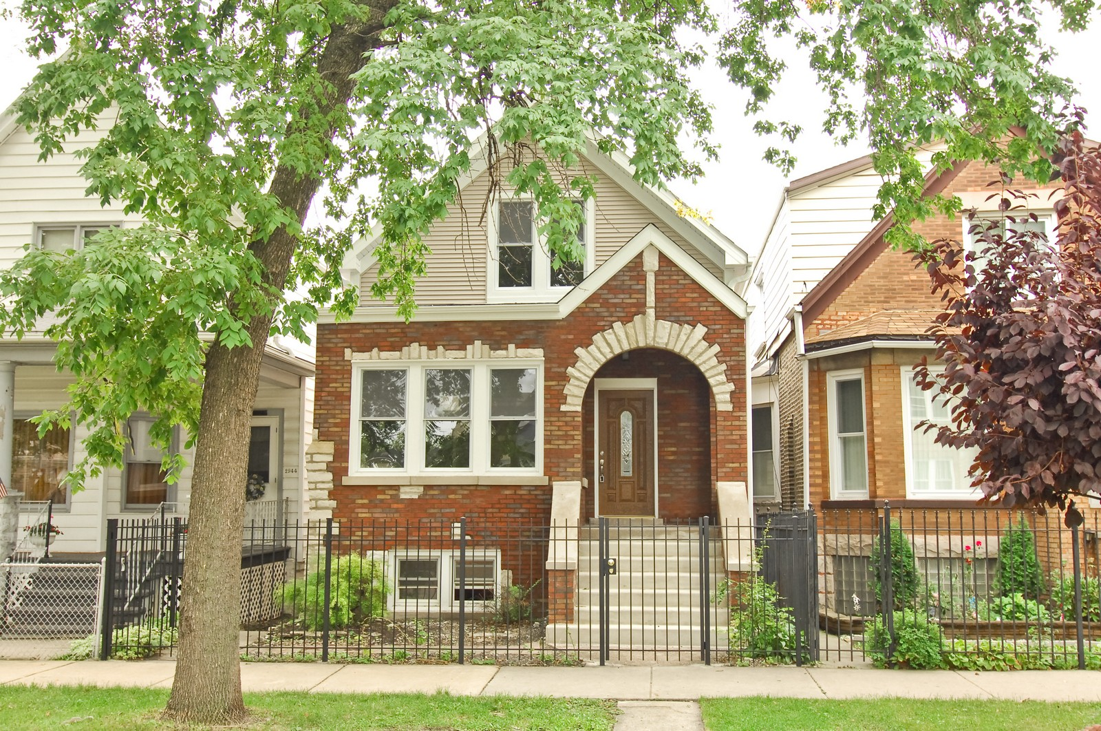 Real Estate Photography - 2946 N Troy, Chicago, IL, 60618 - Front View