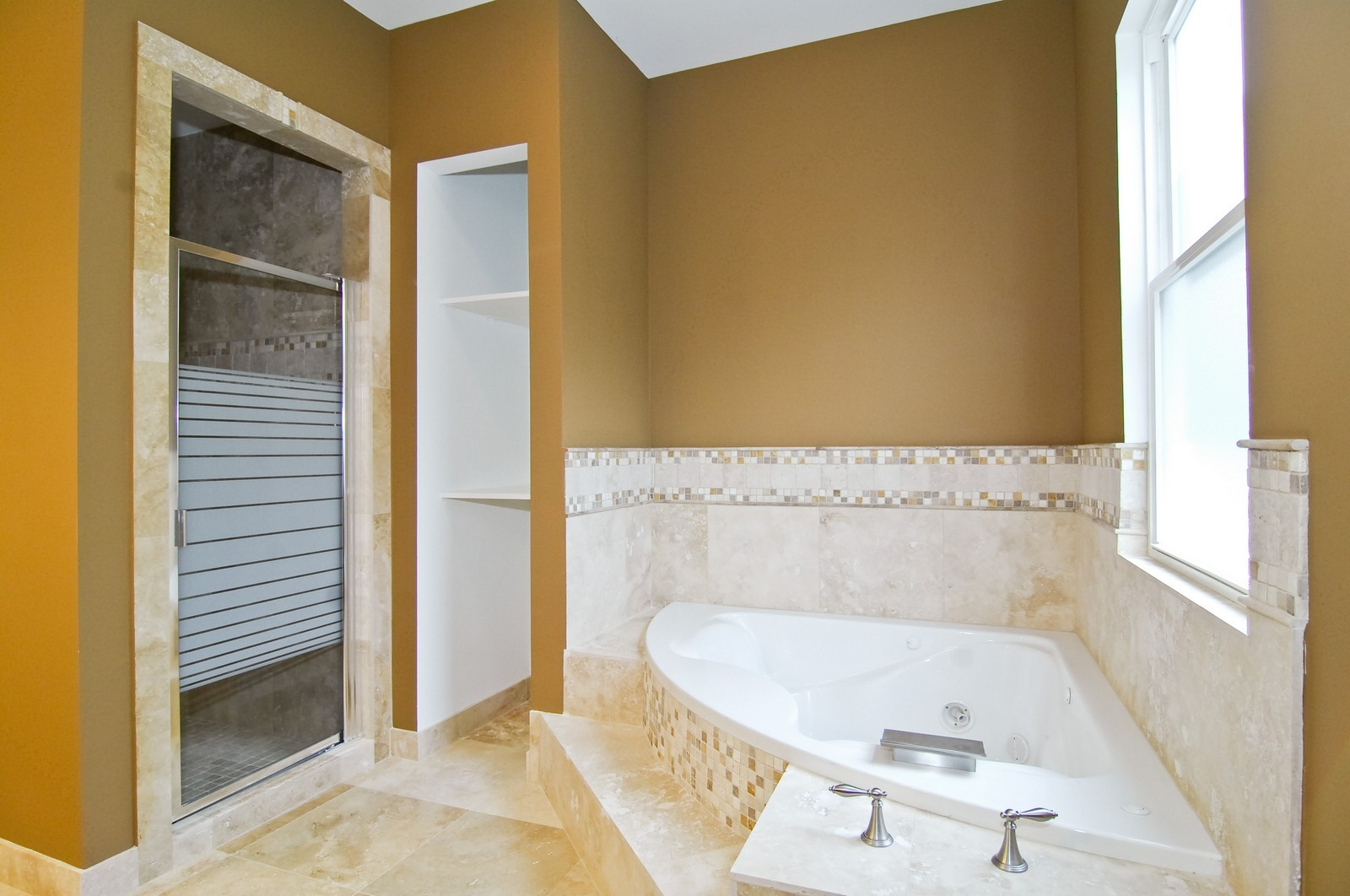 Real Estate Photography - 3743 W Wrightwood, Chicago, IL, 60647 - Master Bathroom