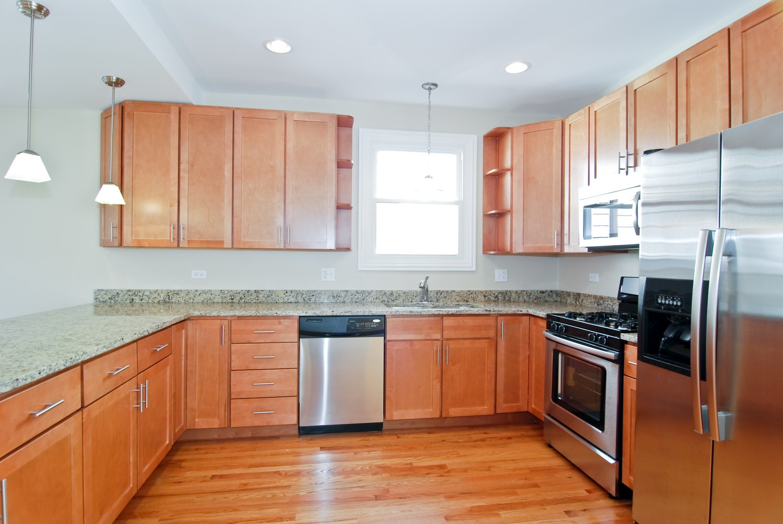 Real Estate Photography - 4334 N. Central Park, Chicago, IL, 60618 - Kitchen