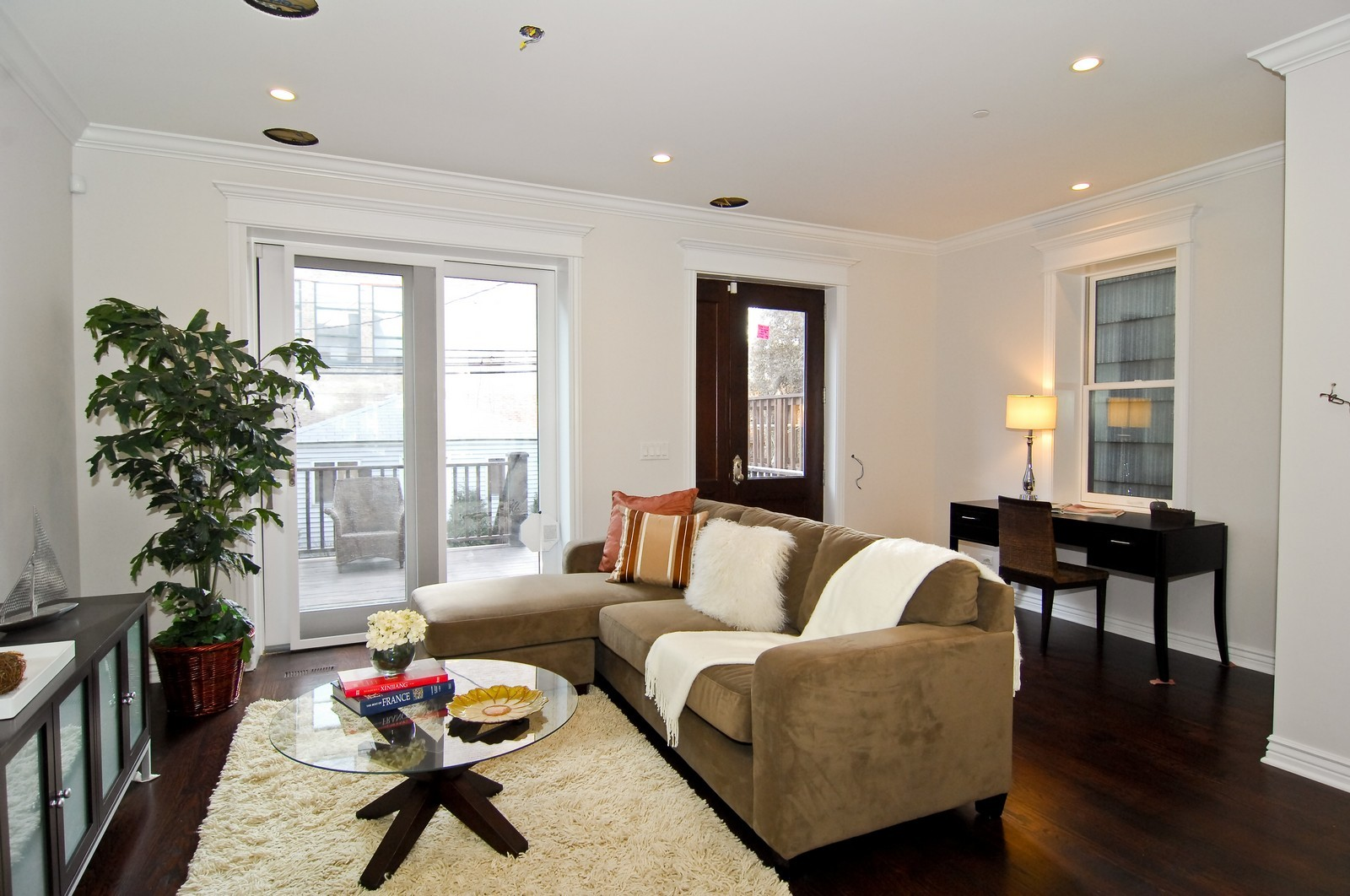 Real Estate Photography - 1845 W. Newport, Chicago, IL, 60657 - Great Room