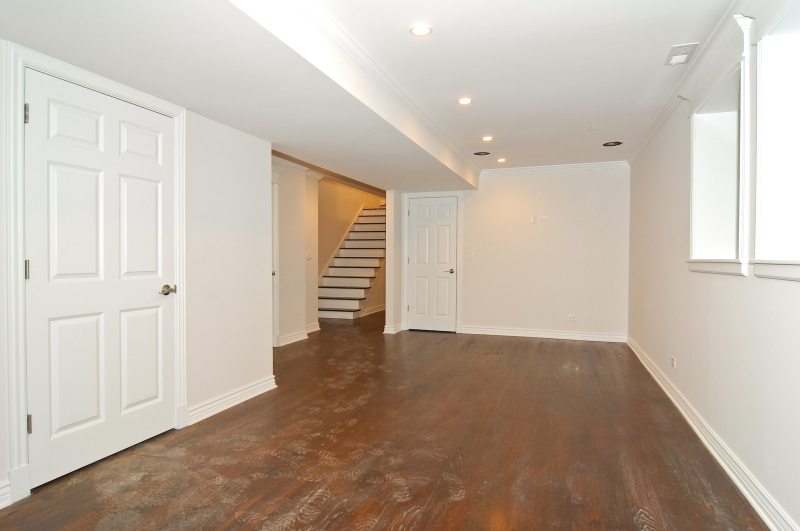 Real Estate Photography - 1845 W. Newport, Chicago, IL, 60657 - Media Room