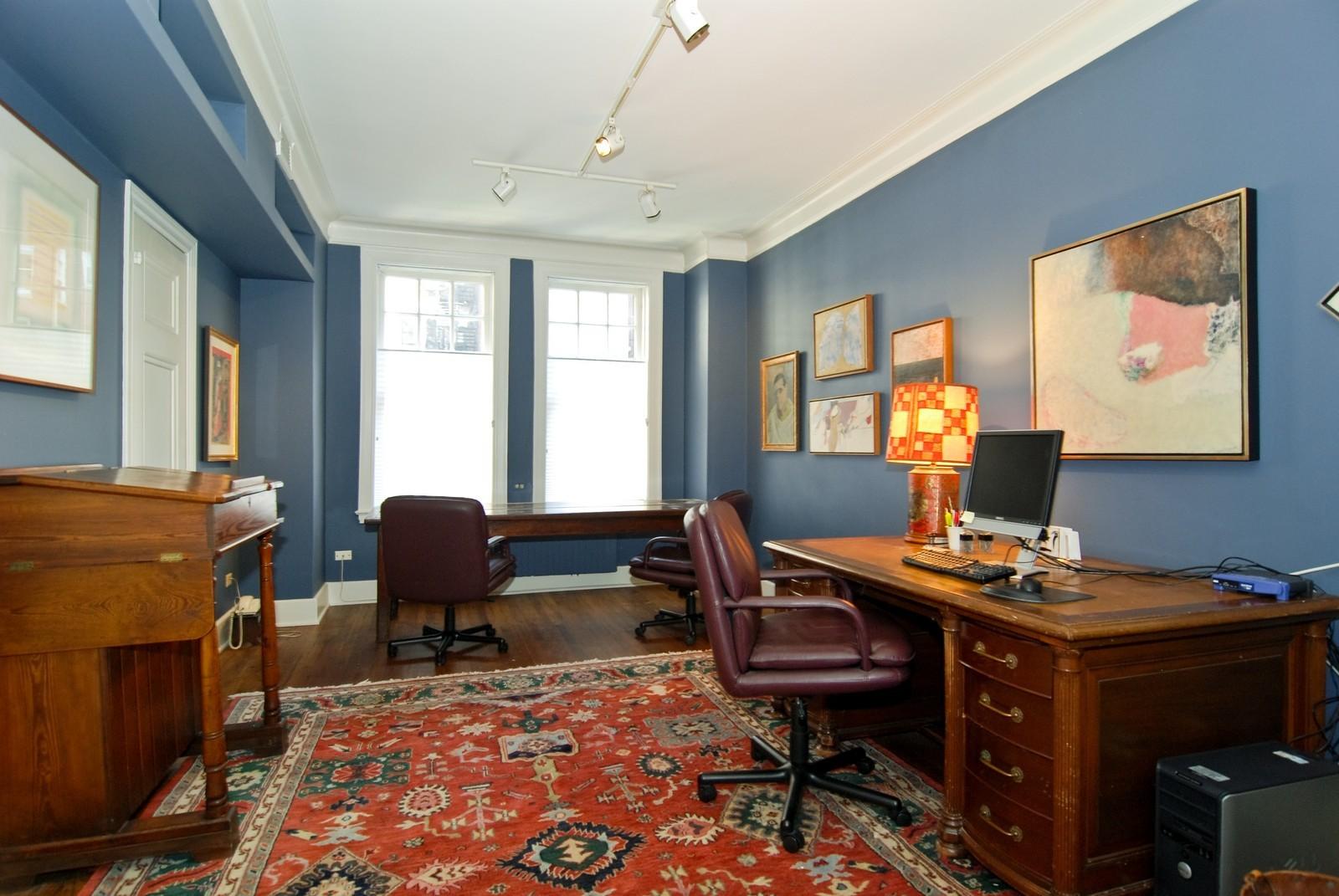 Real Estate Photography - 232 E. Walton, Unit 6E, Chicago, IL, 60611 - 2nd Bedroom