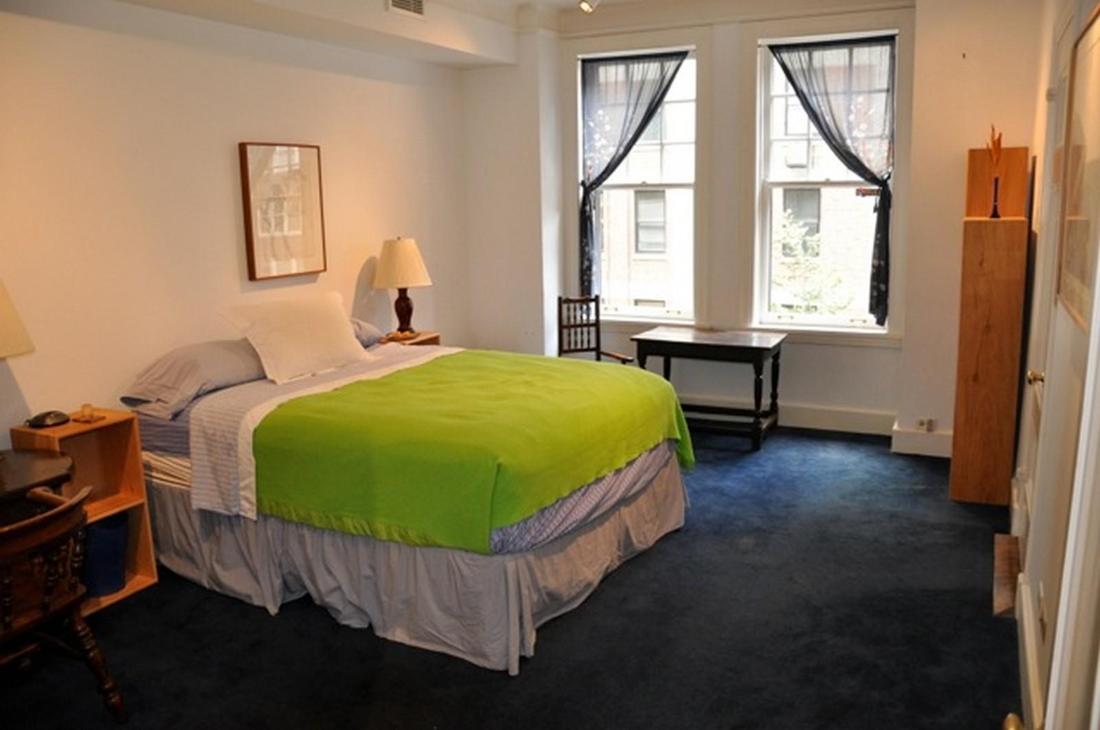 Real Estate Photography - 232 E. Walton, Unit 6E, Chicago, IL, 60611 - 4th Bedroom