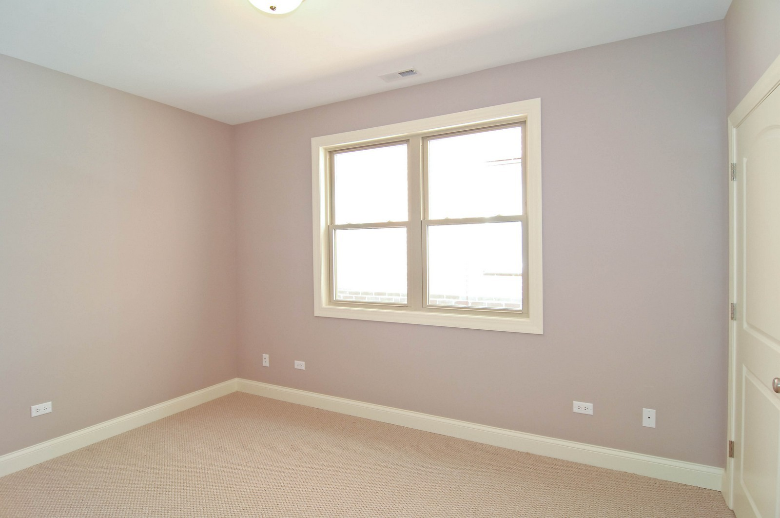 Real Estate Photography - 4306 N. Richmond, Chicago, IL, 60618 - 3rd Bedroom