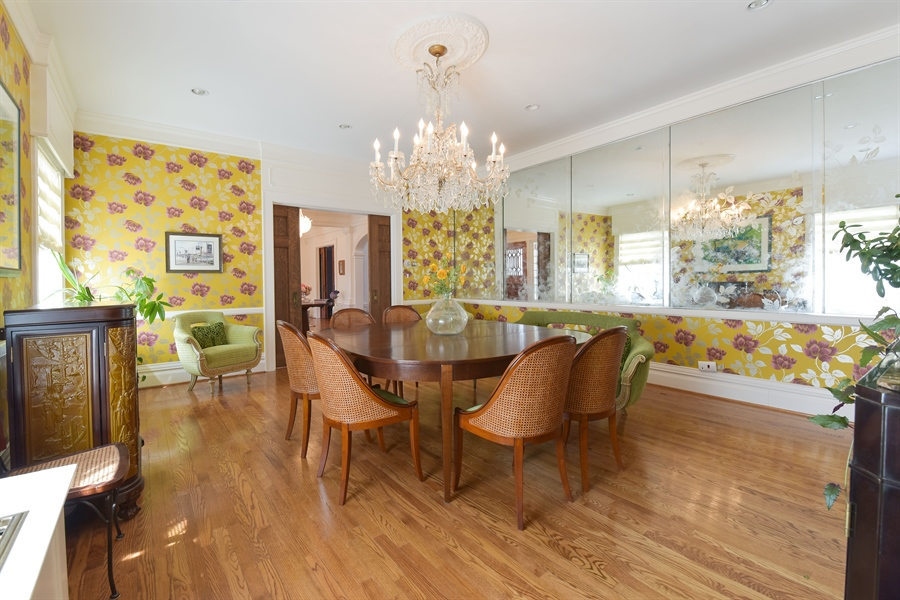 Real Estate Photography - 1000 E 48th St, Chicago, IL, 60615 - Dining Room