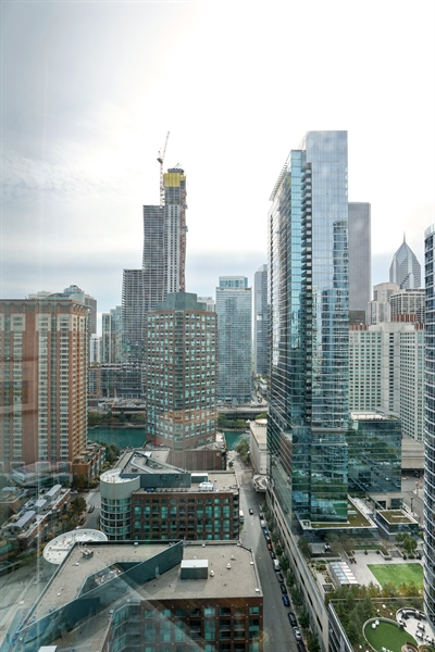 Real Estate Photography - 512 N McClurg Ct, 2509, Chicago, IL, 60611 - View