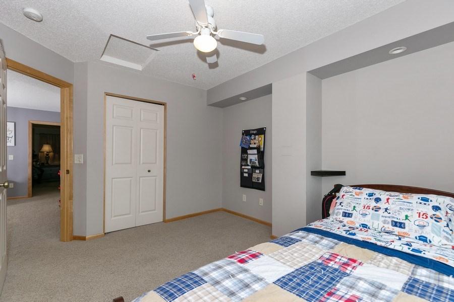Real Estate Photography - 2411 119th Ct NE, #B, Blaine, MN, 55449 - 3rd Bedroom