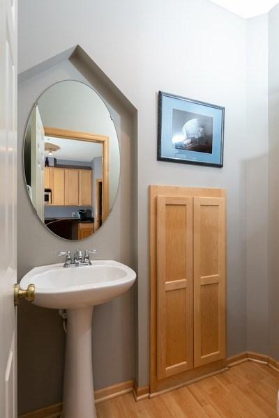 Real Estate Photography - 2411 119th Ct NE, #B, Blaine, MN, 55449 - Bathroom