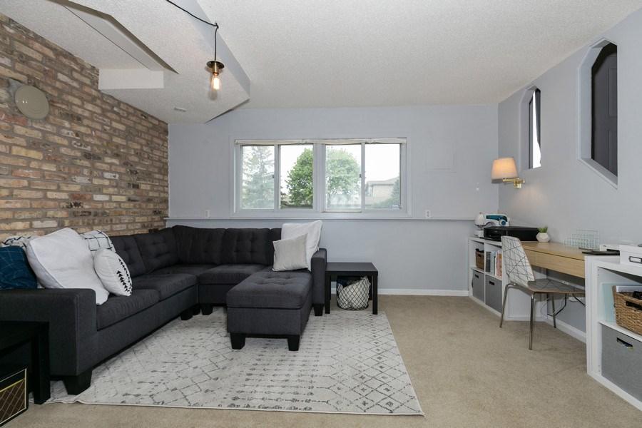 Real Estate Photography - 1503 128th Lane NE, Blaine, MN, 55449 - Family Room