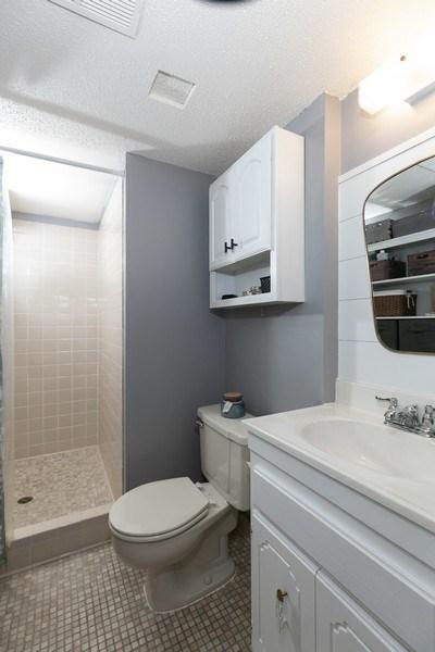 Real Estate Photography - 1503 128th Lane NE, Blaine, MN, 55449 - Bathroom