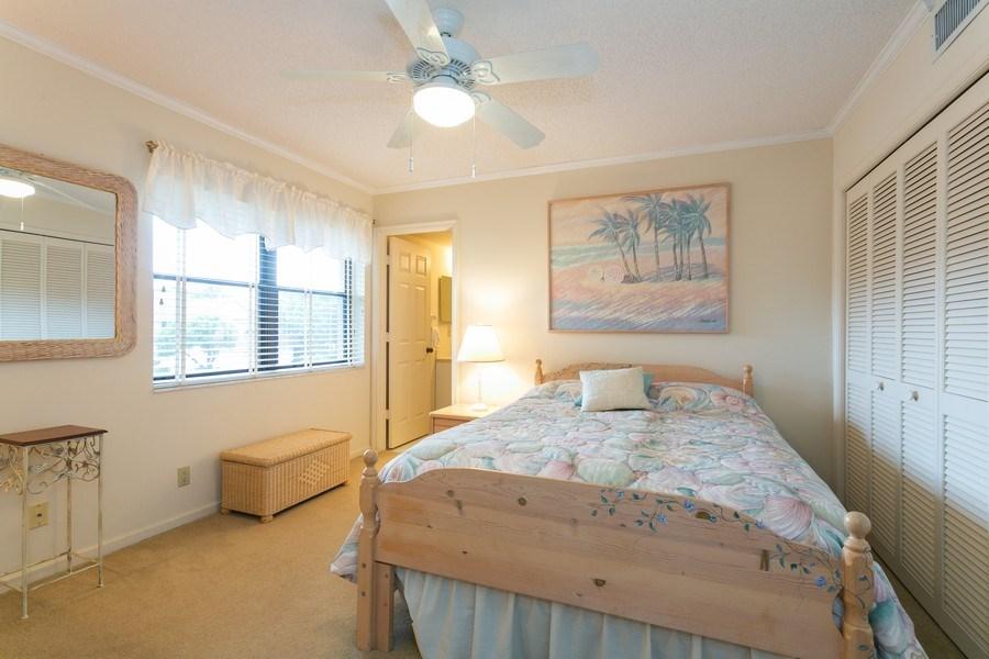 Real Estate Photography - 17109 WATERBEND DR 222, JUPITER, FL, 33477 - 2nd Bedroom