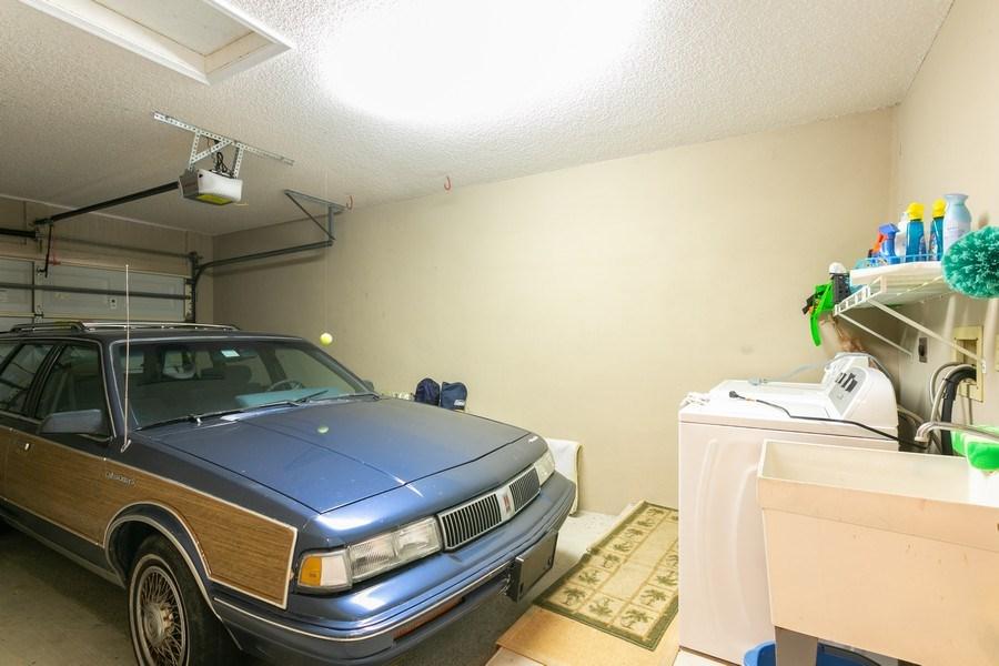 Real Estate Photography - 17109 WATERBEND DR 222, JUPITER, FL, 33477 - Garage