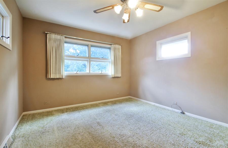 Real Estate Photography - 705 S Vine Ave, Park Ridge, IL, 60068 - 3rd Bedroom