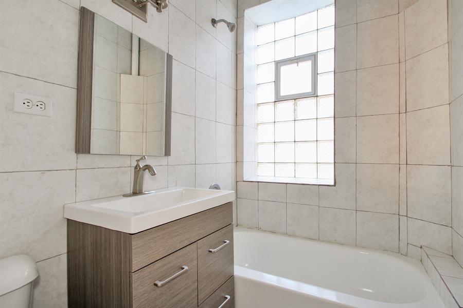 Real Estate Photography - 4822 W. Hutchinson Street, 9B, Chicago, IL, 60641 - Bathroom
