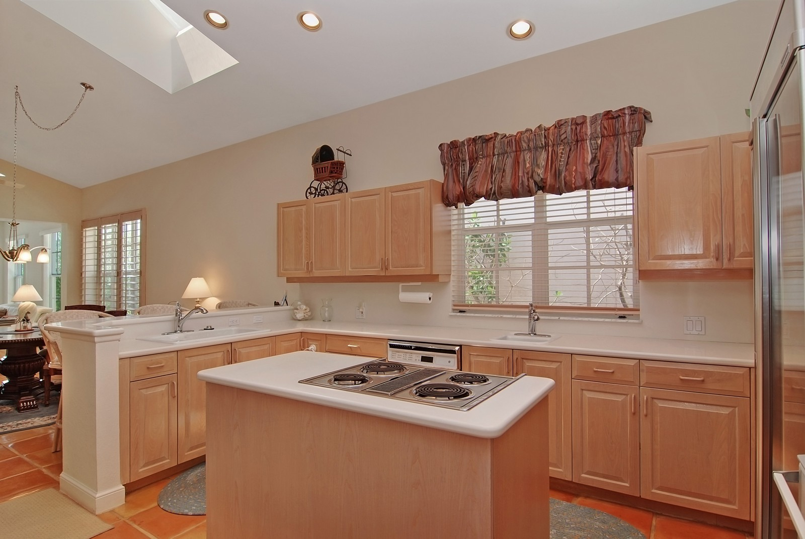 Real Estate Photography - 7000 SE Lakeview, Stuart, FL, 34996 - Kitchen
