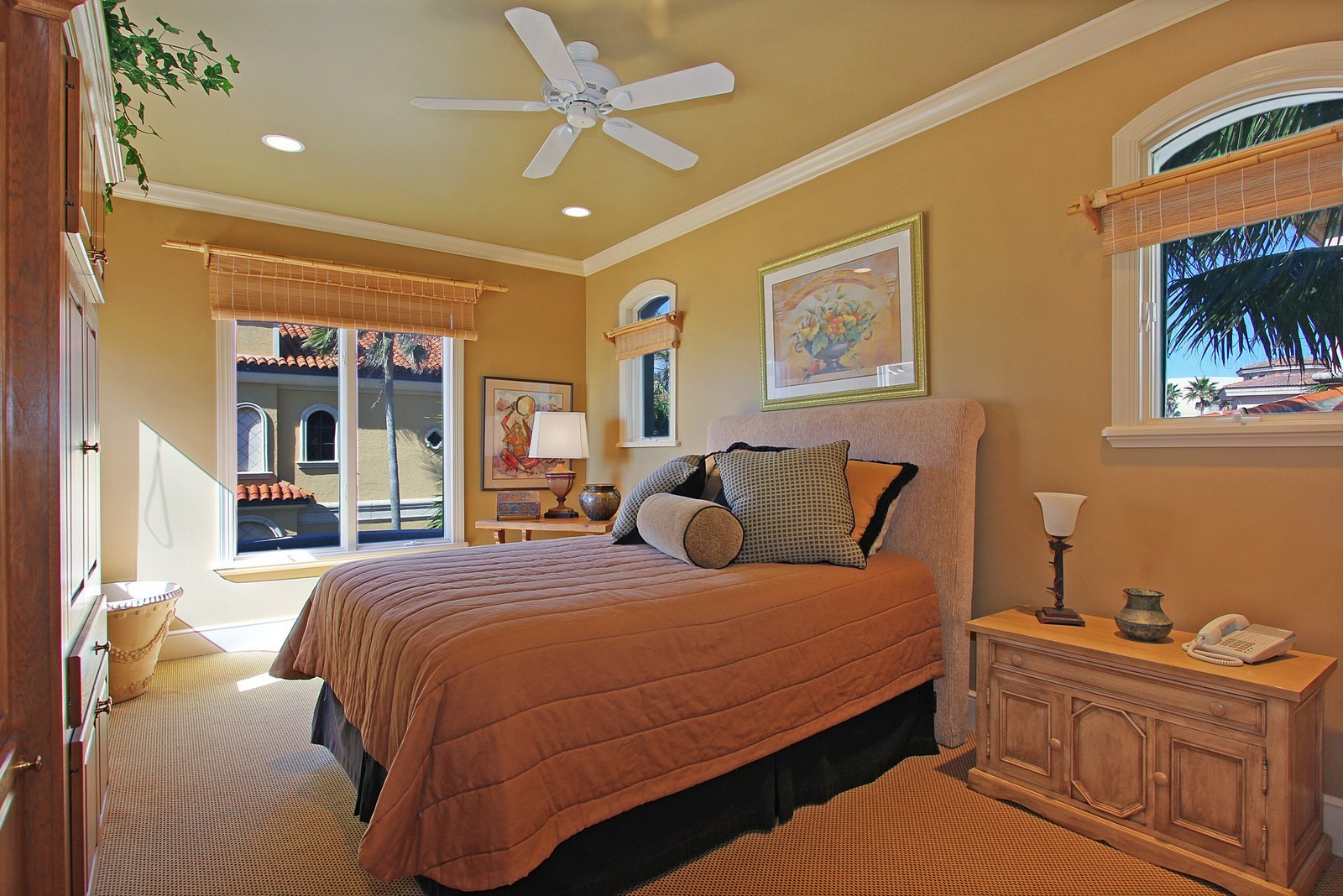 Real Estate Photography - 3097 SE Island Point Ln, Stuart, FL, 34996 - 3rd Bedroom