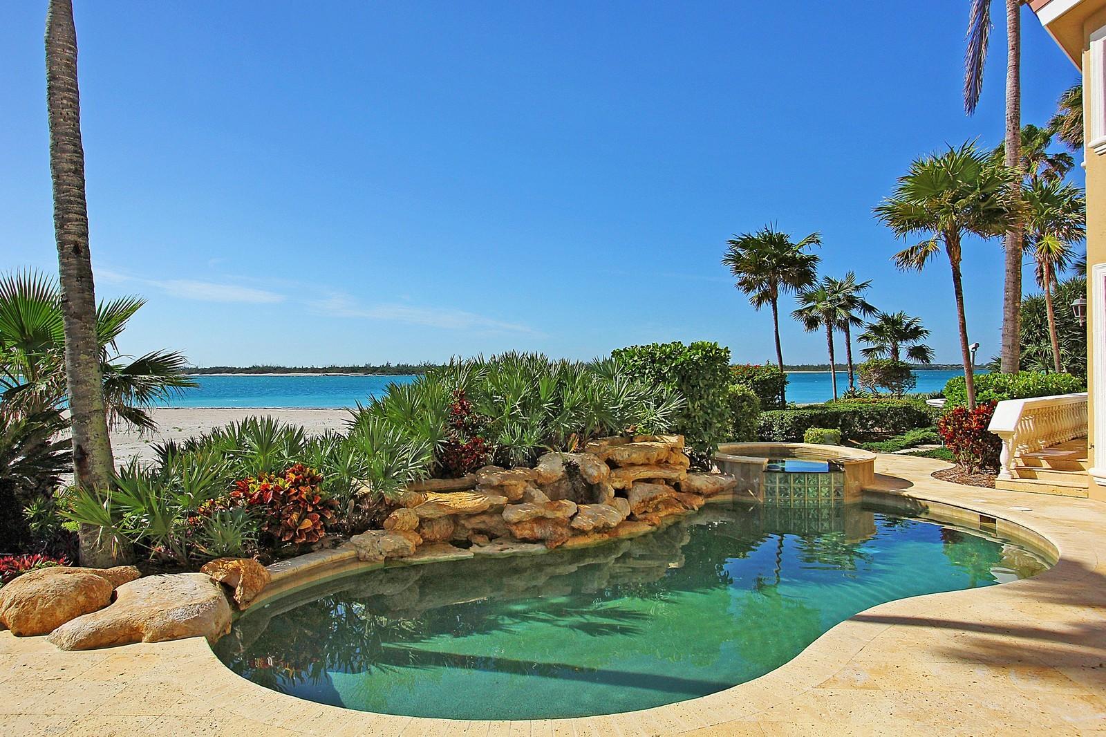 Real Estate Photography - 3097 SE Island Point Ln, Stuart, FL, 34996 - Pool