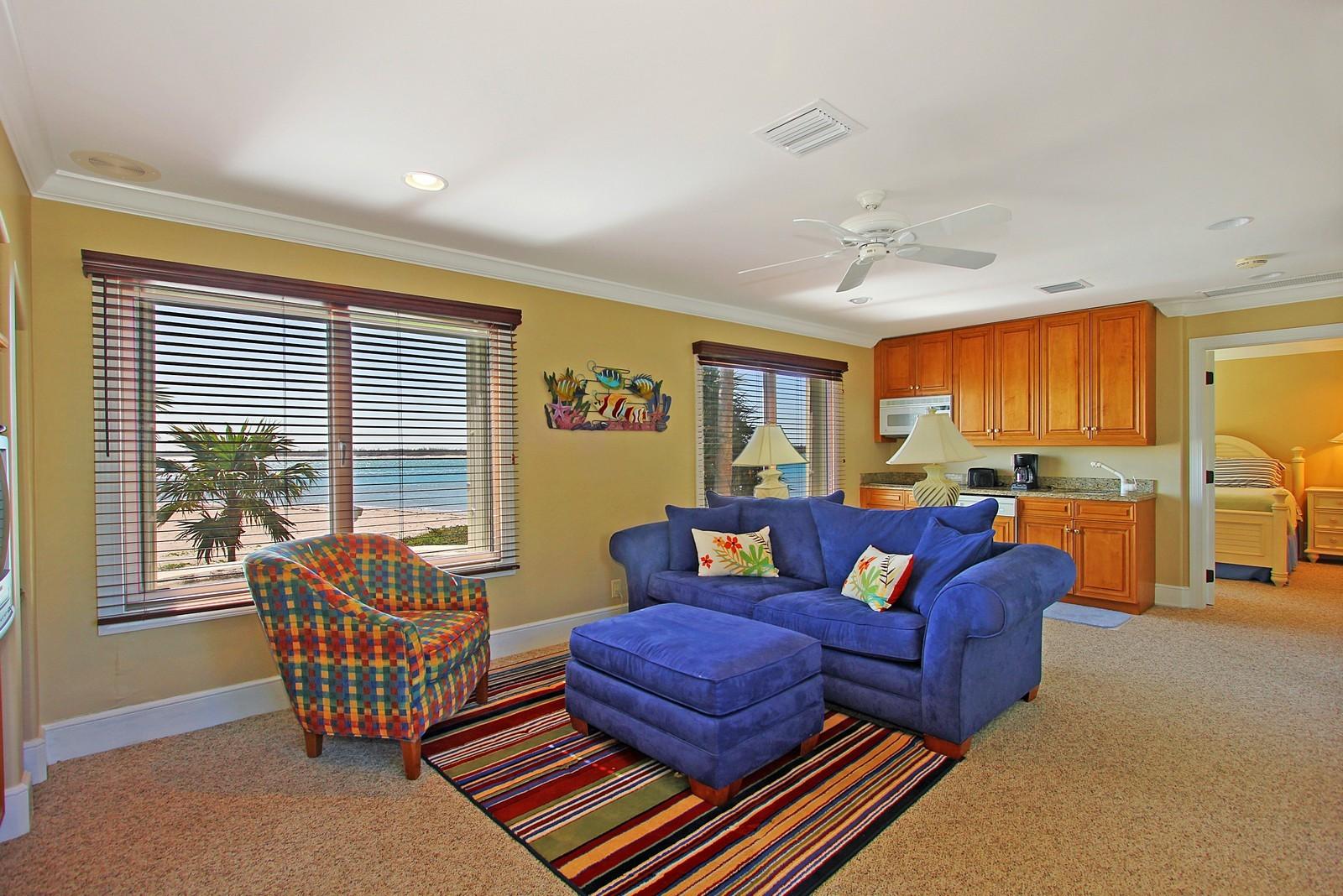 Real Estate Photography - 3097 SE Island Point Ln, Stuart, FL, 34996 - Guest House