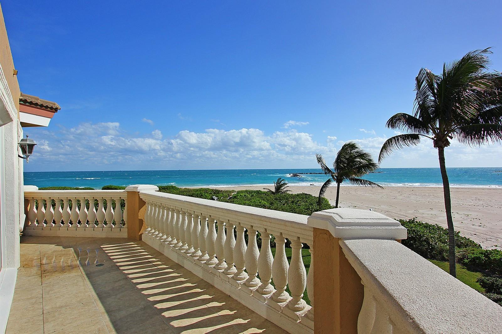 Real Estate Photography - 3097 SE Island Point Ln, Stuart, FL, 34996 - Balcony