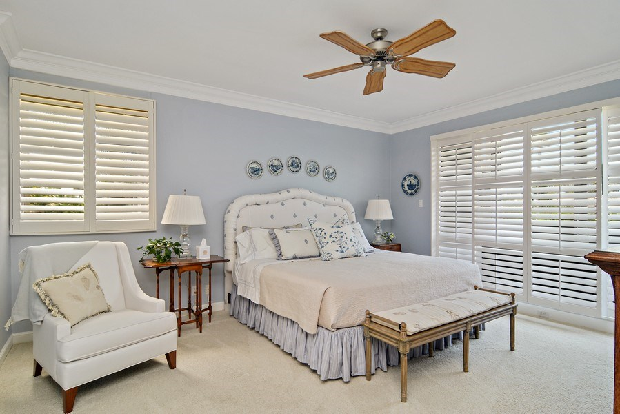 Real Estate Photography - 2814 SE Dune Drive, 2112, Stuart, FL, 34996 - Guest Bedroom