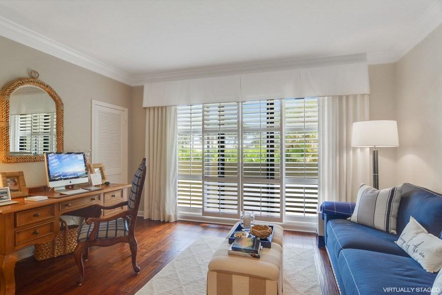 Real Estate Photography - 2814 SE Dune Drive, 2112, Stuart, FL, 34996 - Den