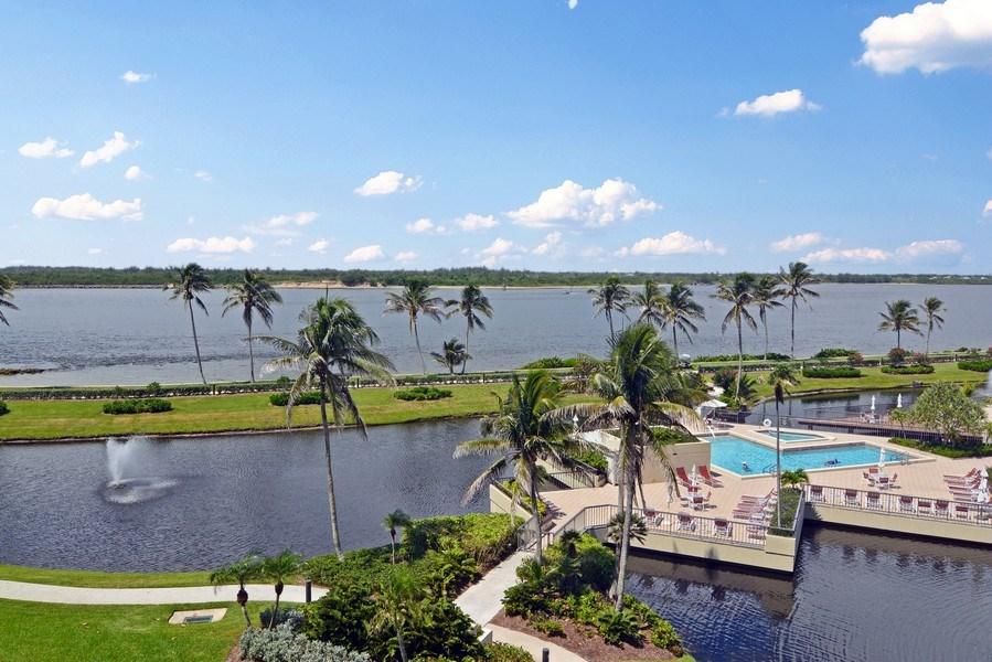 Real Estate Photography - 2816 SE Dune Drive, 2406, Stuart, FL, 34996 - View
