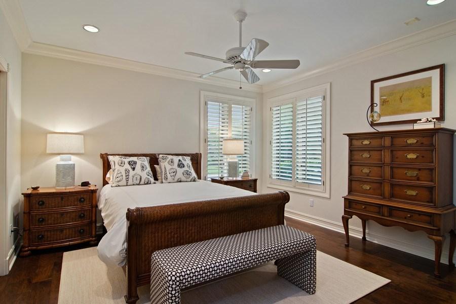 Real Estate Photography - 6967 Harbor Circle, Stuart, FL, 34996 - Guest Bedroom