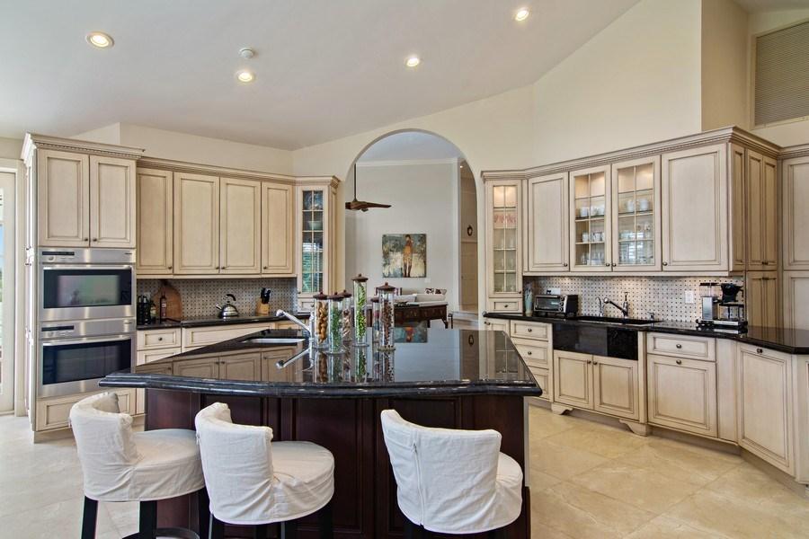 Real Estate Photography - 6967 Harbor Circle, Stuart, FL, 34996 - Kitchen