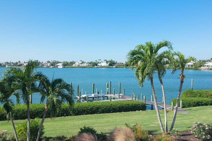 Real Estate Photography - 6900 SE Harbor Circle, Stuart, FL, 34996 - Dock