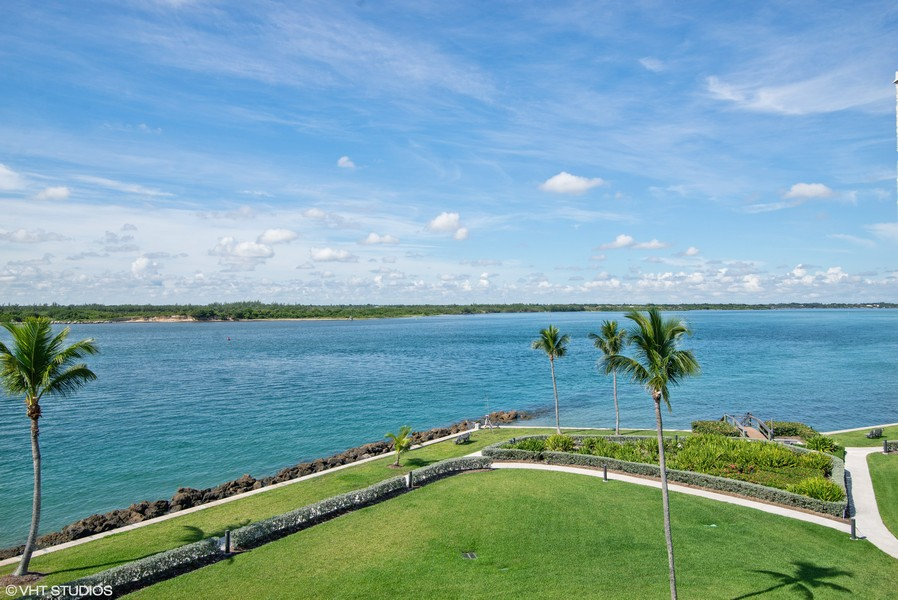 Real Estate Photography - 2824 SE Dune Drive, 2401, Stuart, FL, 34996 - St. Lucie Inlet View