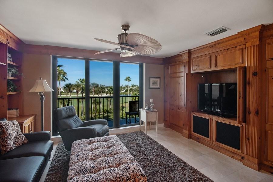 Real Estate Photography - 2802 SE Dune Drive, #1312, Stuart, FL, 34996 - Office