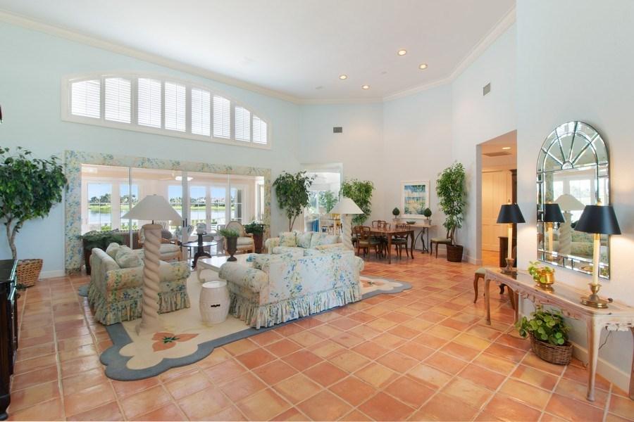 Real Estate Photography - 6401 SE Harbor Circle, Stuart, FL, 34996 - Living Room