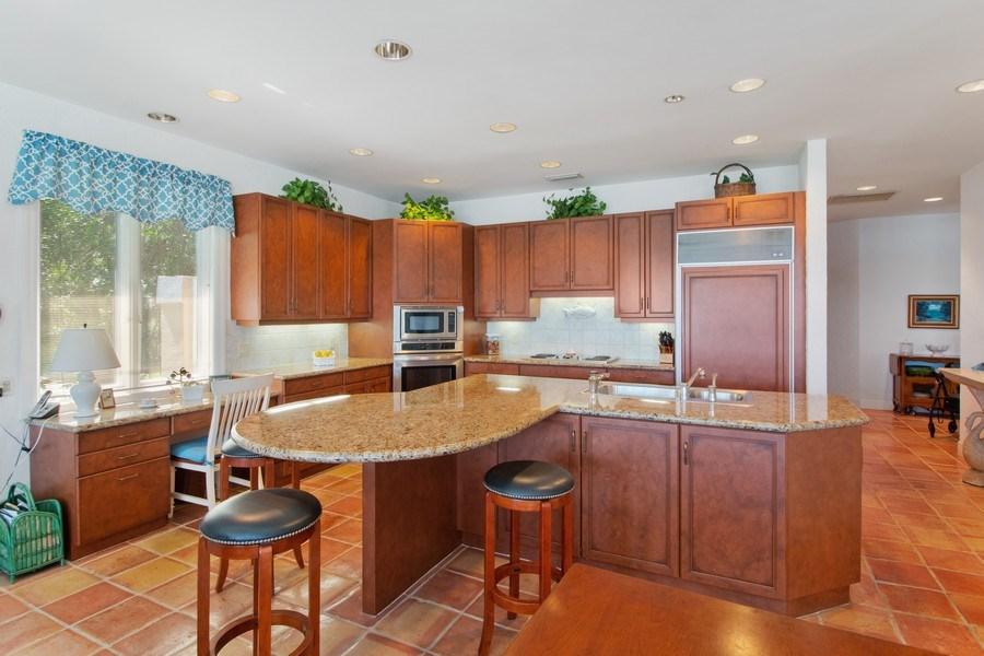 Real Estate Photography - 6401 SE Harbor Circle, Stuart, FL, 34996 - Kitchen