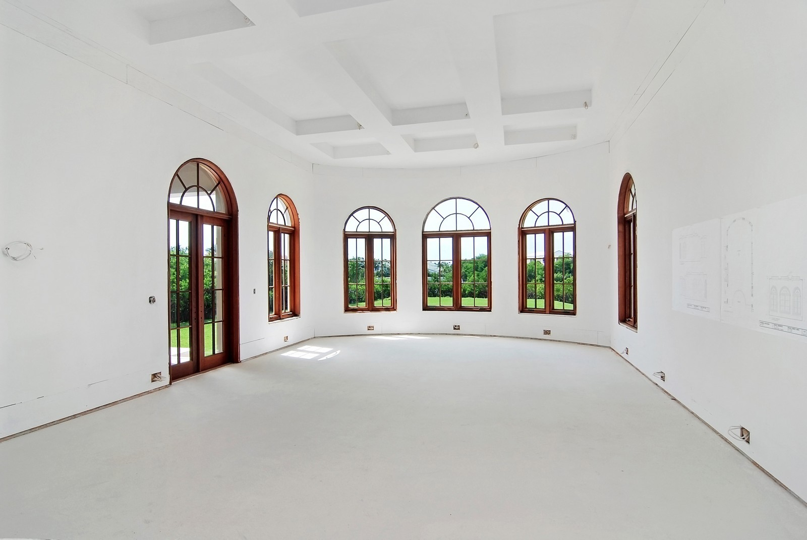 Real Estate Photography - 6874 SE Isle Way, Stuart, FL, 34996 - Family Room